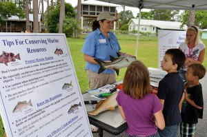Free Kids Fishing Clinic