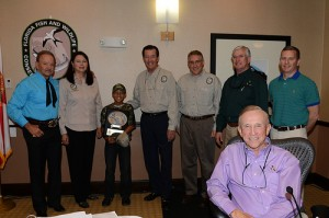 FWC Honors Young Anglers