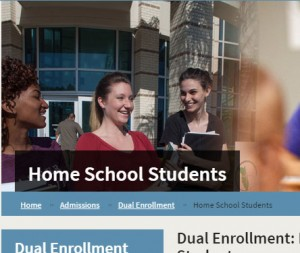 The advantages of dual enrollment for homeschooled students are many.
