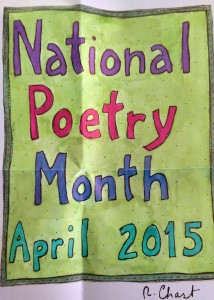 Take advantage of National Poetry Month to teach and inspire your children with poetry.