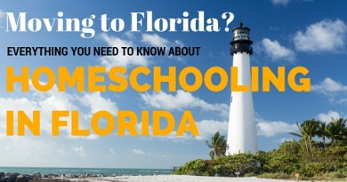 how to homeschool in florida